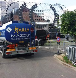 Gailly Mazout S.P.R.L. - Mazout